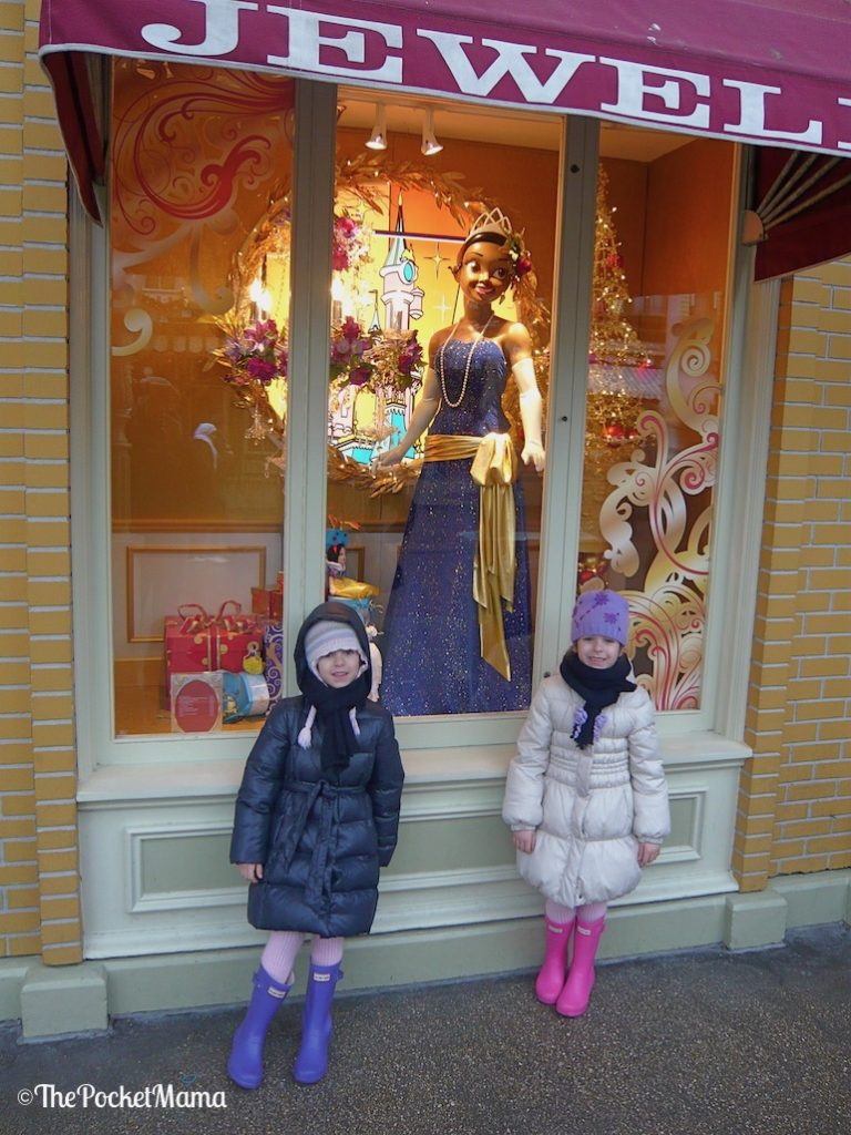 boutique a Disneyland Paris