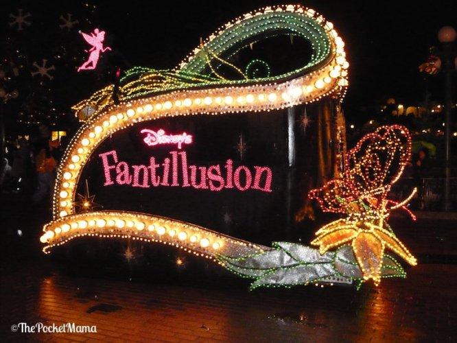 parata Disney's Fantillusion a Disneyland Paris