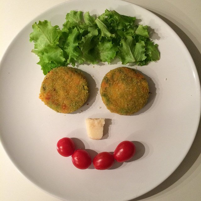 burger di verdure - Nutrilibrio Orogel