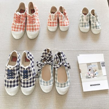bensimon stampe vichy SS 2017
