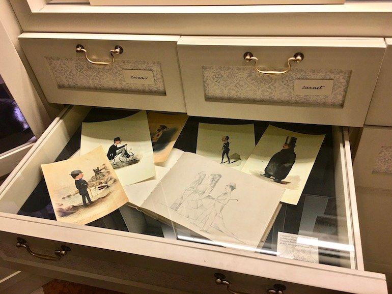 cabinet museo bagatti valsecchi