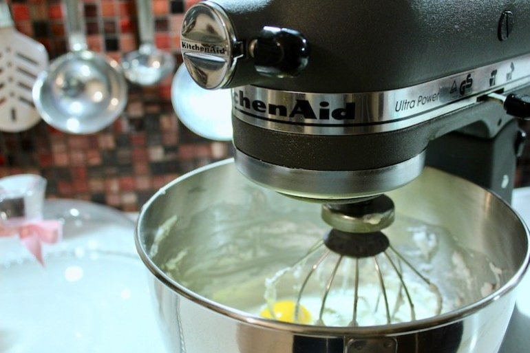fare il mascarpone con kitchen aid