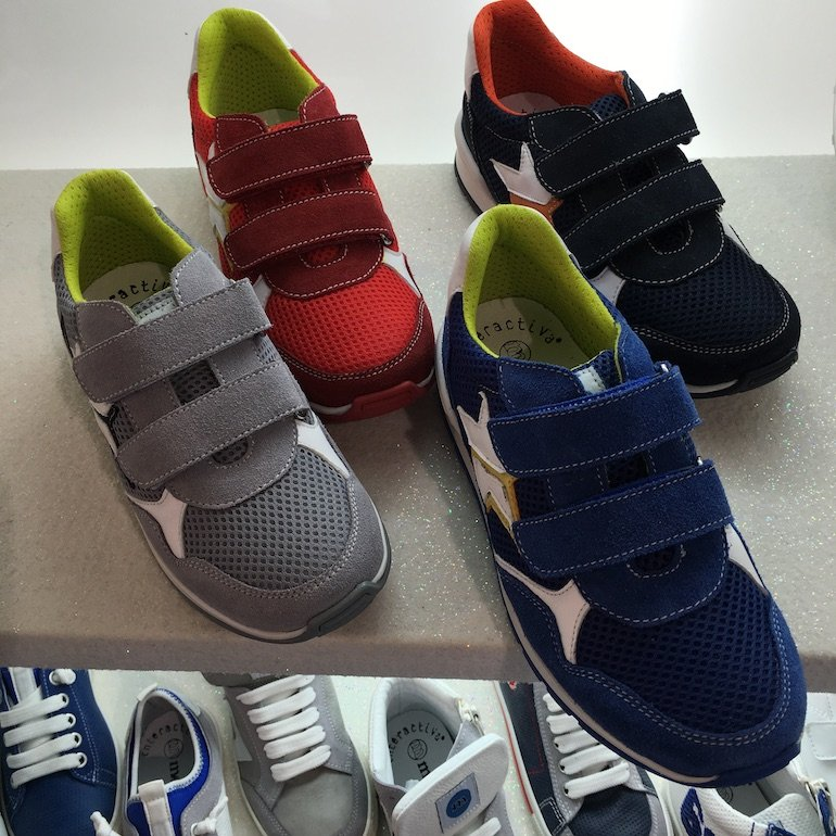 scarpa bambino melania SS 2017