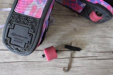 heelys senza rotella