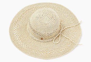 cappello effetto paglia esprit