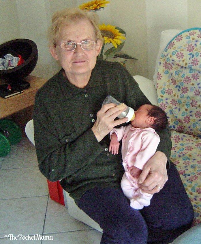 nonna parterna - i nonni ascoltano