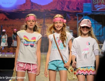 pitti bimbo - tendenze moda bambina primavera-estate 2018
