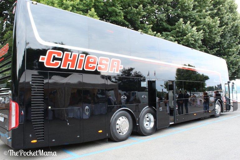 Bus Platinum Gruppo Chiesa
