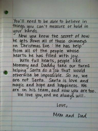 lettera natale 2