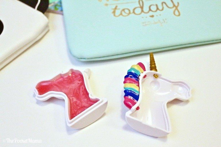 lucidalabbra unicorno idea regalo