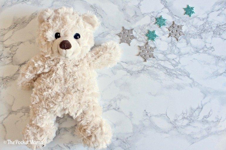 regali di natale caldo orsacchiotto su troppotogo