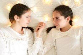 chic anche per andare a dormire con i pigiami di Piccola Lingerie