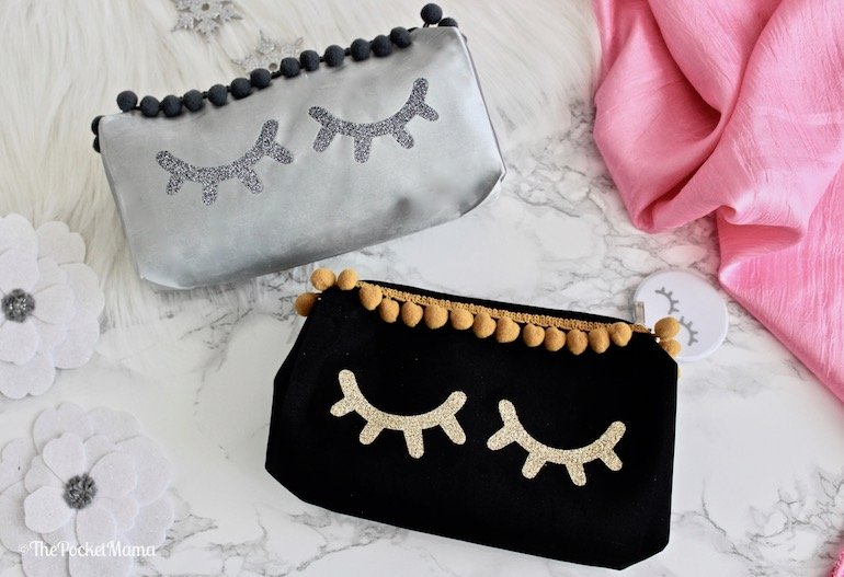 pochette sleepy eye per teen