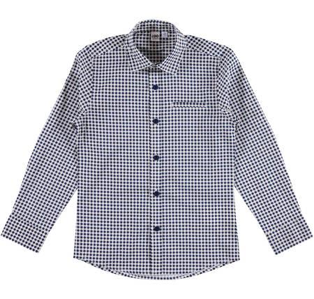 camicia quadretti bambino iDO