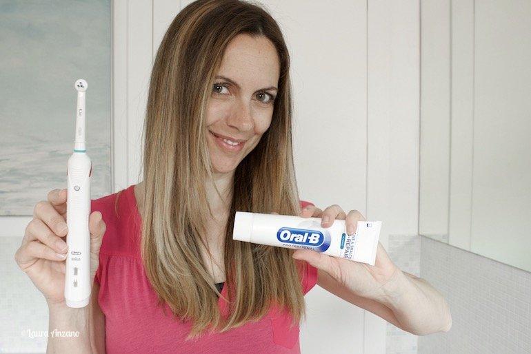 ORAL-B soluzione ideale per avere denti e gengive sani