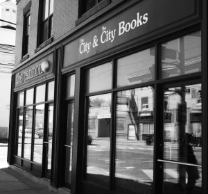 The City & The City Books at Cannon.