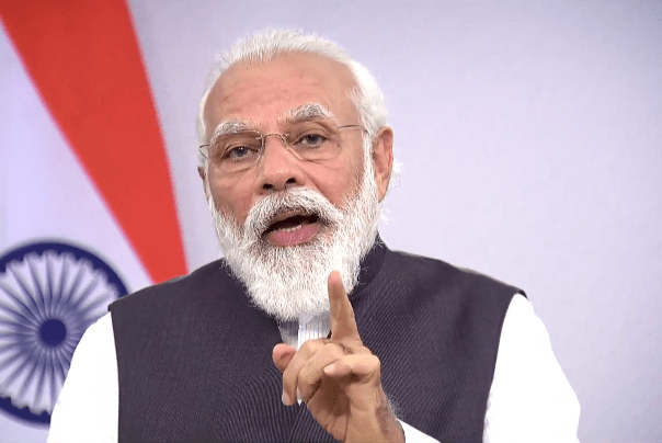 India as a power-house of talent that is eager to contribute, Says PM Modi at India Global week