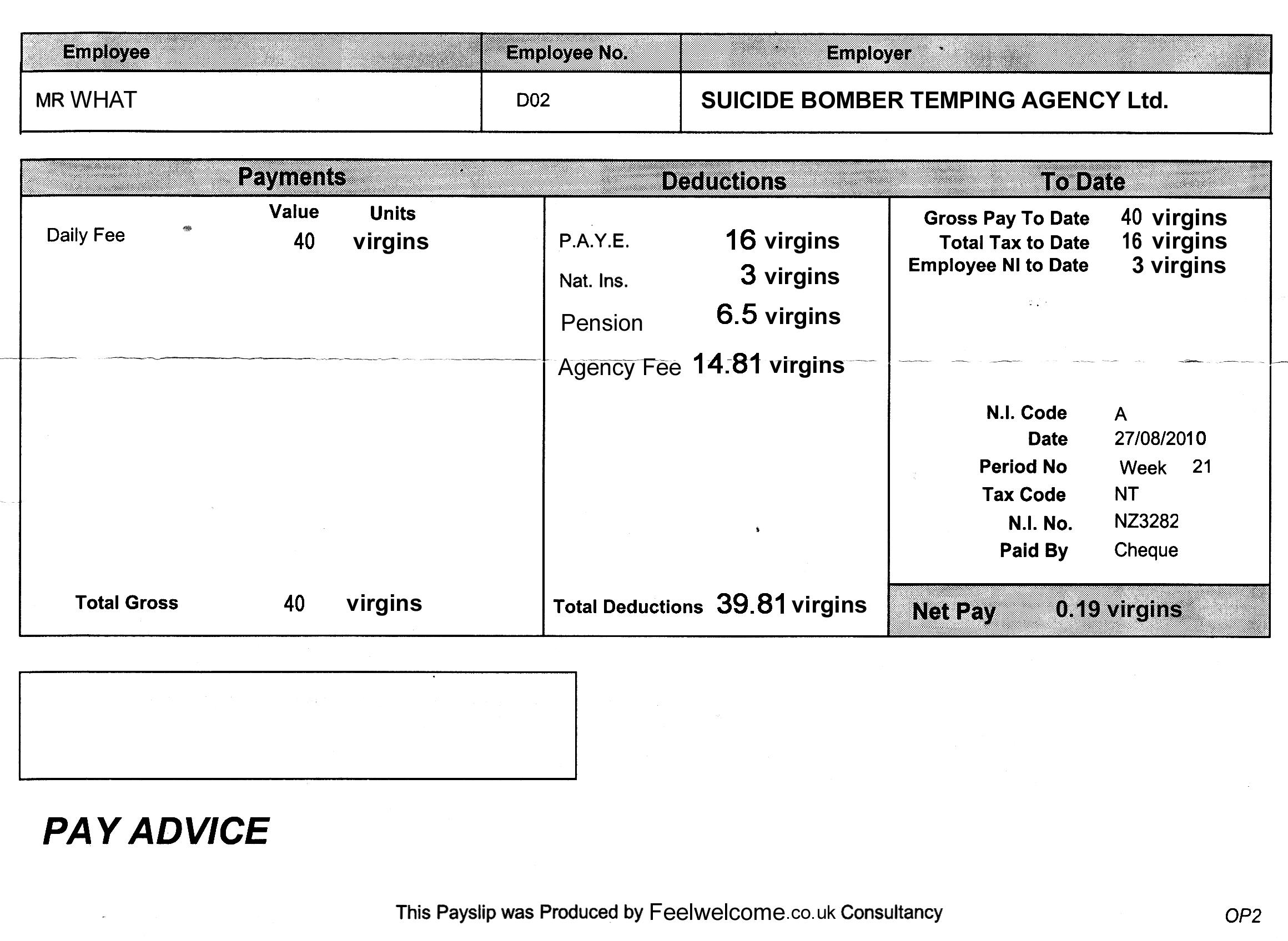 doc469382 simple payslip sample basic payslip template 86 payslip – Payslip Template Word Document