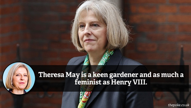 10 Little Known Facts About Theresa May The Poke