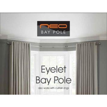 hallis neo original 28mm eyelet bay pole