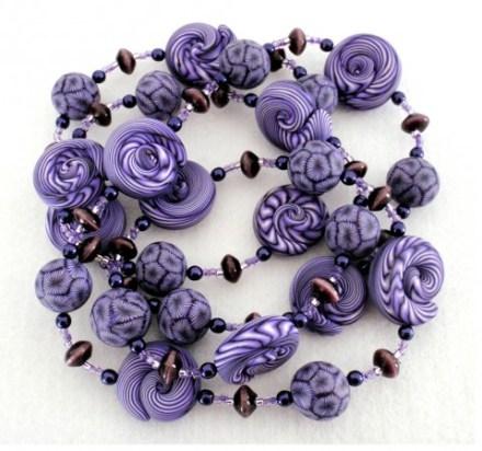 dr fimo ripple purple 2