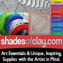 TPA Blog Newsletter Ad ShadesofClay 1014 v2 - Almost Ancient