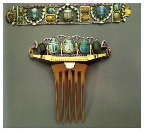 art nouveau egypt