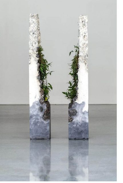 terra planters waste marble 430x638 - Adapting Nature