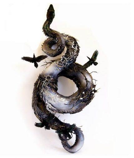 ellenjewett snake 430x509 - Snakes in the Shadows