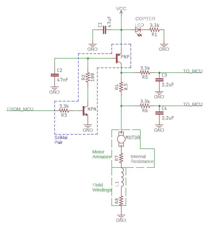 Building The Circuit And Hardware Thepoorengineer Darlington Pair Schematic