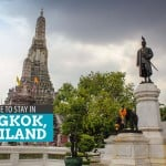 Where to Stay in Bangkok: 3 Budget Hotels in Silom