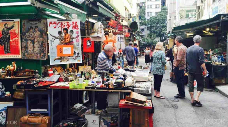 KLOOK Hong Kong Walking Tour