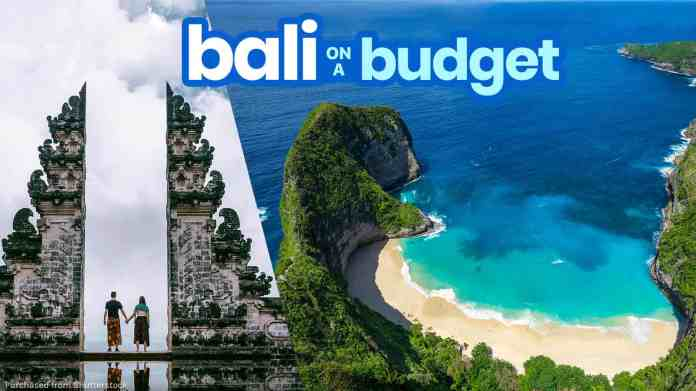 Bali Travel Guide With Sample Itinerary Budget The Poor Traveler Itinerary Blog
