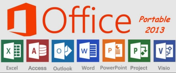 Microsoft Office 2013 Portable