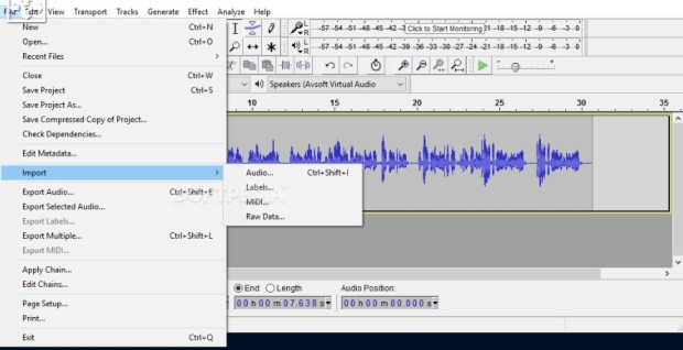 Download Portable Audacity 2.2.2 For Windows
