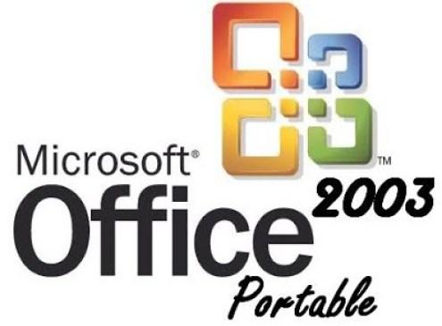 microsoft office 2003 portable full version