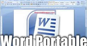 Microsoft Word Portable Download