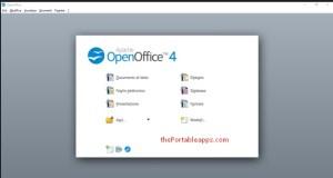 open office 4 portable