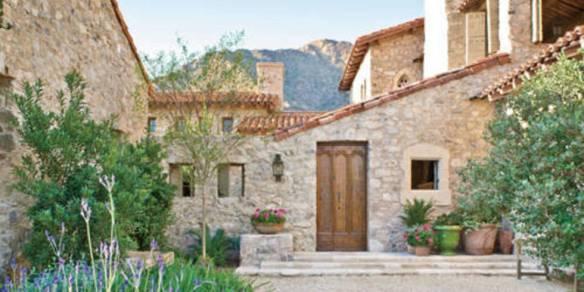 Scottsdale House by Michael S Smith via Veranda