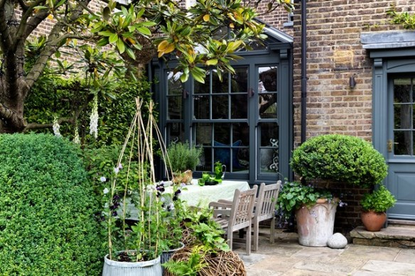 Butter Wakefields Home via House and Garden UK 5