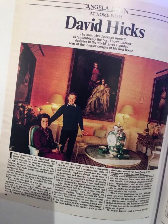 David Hicks Scrapbooks 9