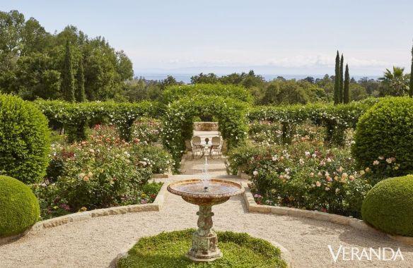 Oprah Winfrey Garden via Veranda 4