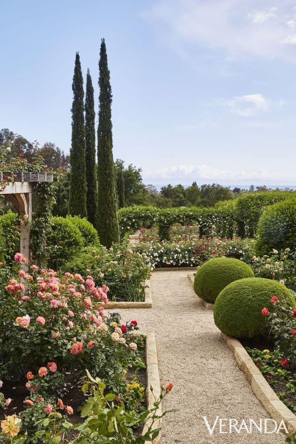Oprah Winfrey Garden via Veranda 5