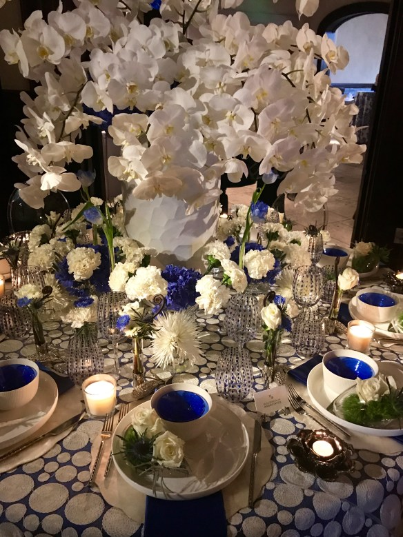 KKG Tablescapes 2017 photo by the potted boxwood 18