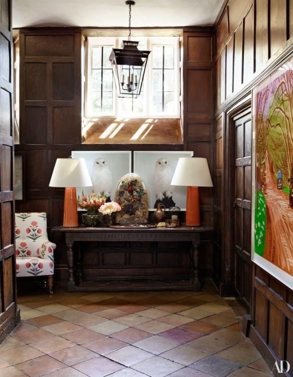 Claudia Schiffers Home via AD 12
