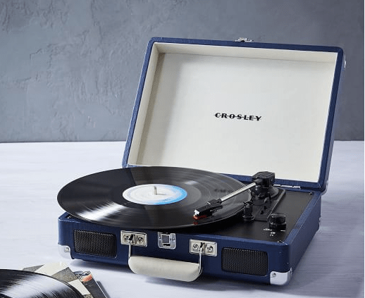 record player west elm