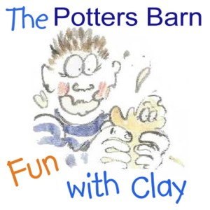 Family Fun with Clay at The Potters Barn