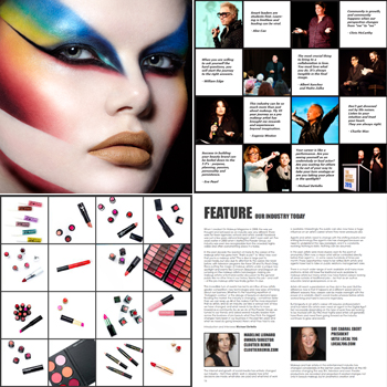 On Makeup Magazine Spring 2016