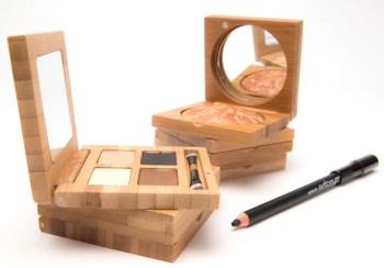 Baked Blush, Eyeshadow Quattro & Eye Pencil