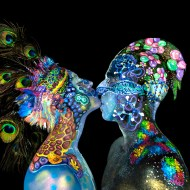 bodypainting artwork